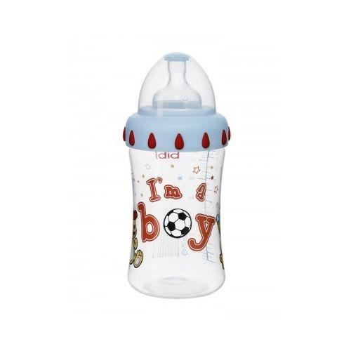Bibi širokohrdlá fľaša I´m a boy 350 ml
