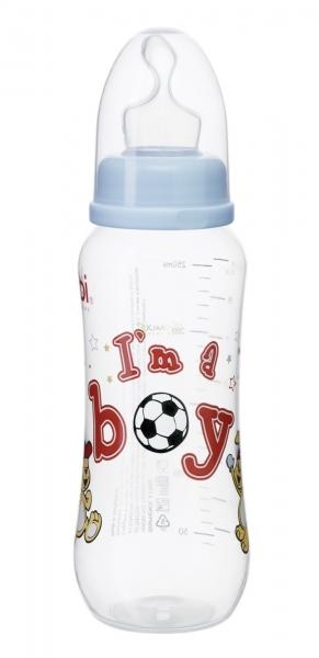 Bibi Dojčenská fľaša I´m a boy 250ml