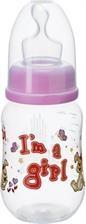 Bibi Dojčenská fľaša  I´m a girl 125ml