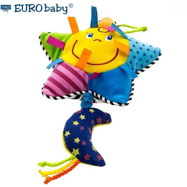 Euro Baby Edukačná hračka s melodiou- HVIEZDIČKA