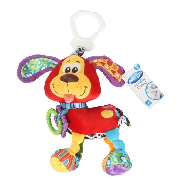 Šteniatko psík s hryzátkom Playgro