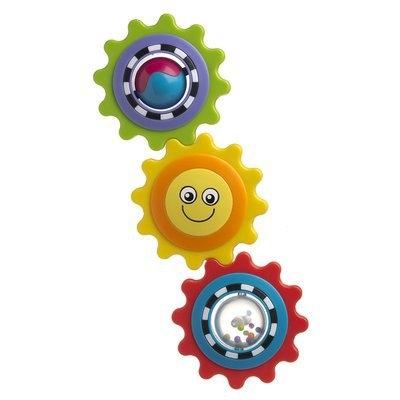 Trio hrkálka Playgro