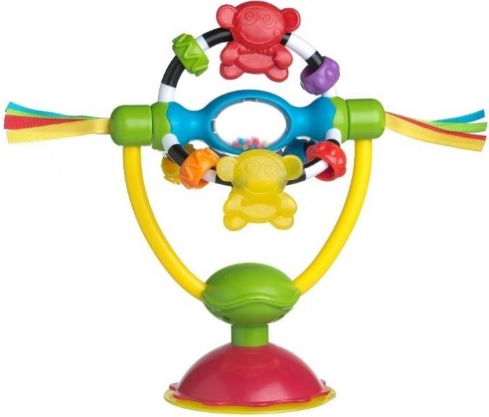 Otočná hračka s prísavkou Playgro