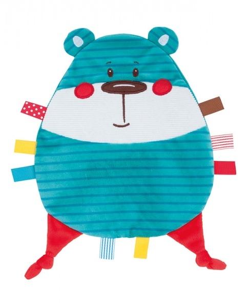 Plyšový maznáčik Forest Friends - medvedík