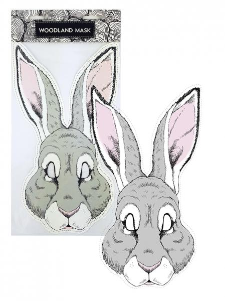 Rappa Maska papierová, zajac