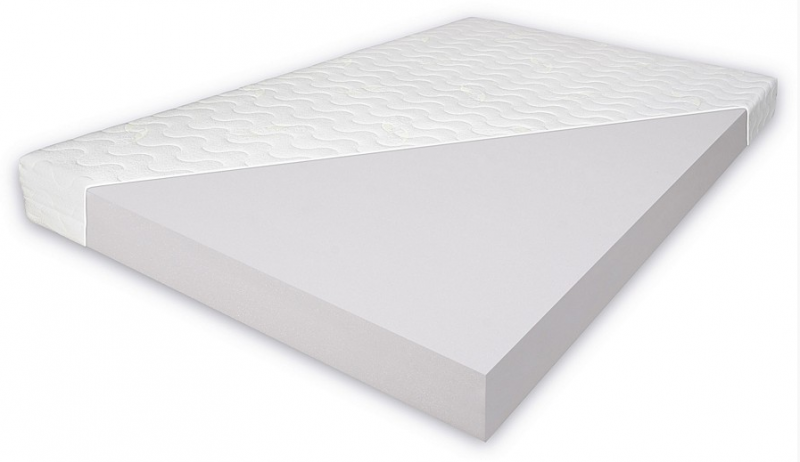 Penový matrac 8cm - 120x200 cm