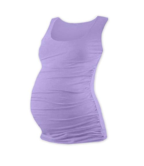 Tehotenský top JOHANKA - levanduľa