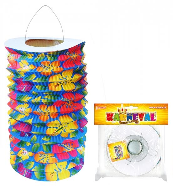 Rappa Lampión HAWAII, 15cm, čajová sviečka