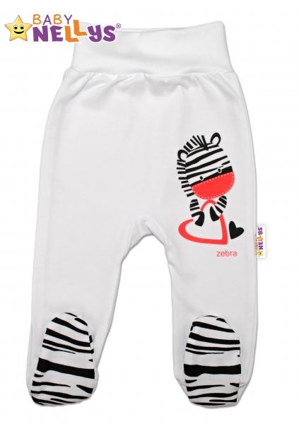 Bavlnené polodupačky ZEBRA Baby Nellys ®