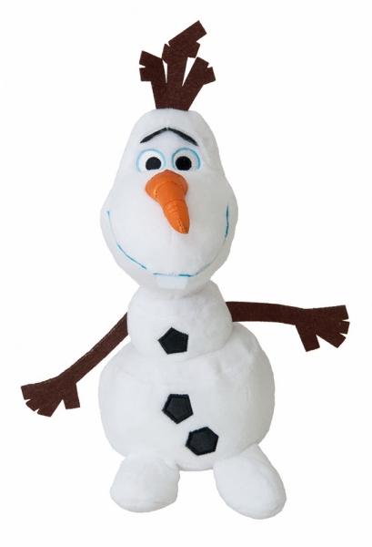 Rappa Plyšový Olaf FROZEN - Ľadové kráľovstvo, 36 cm