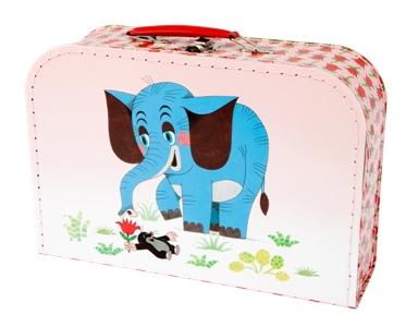 Rappa Kufor Krtko a slon, stredné