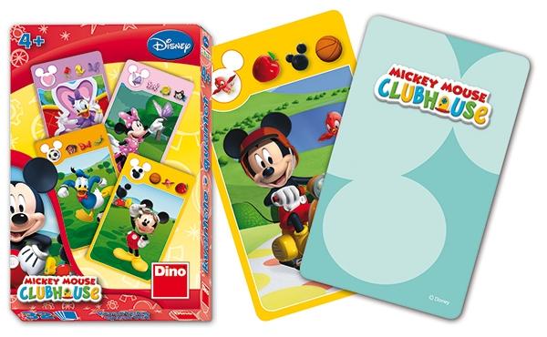 Rappa Kvarteto Mickey Mouse, Mickeyho klubík