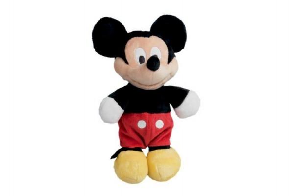 Teddies Mickey Mouse plyš 36cm 0m +