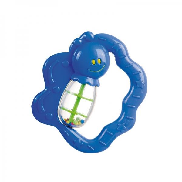 Hrkálka Motýl Canpol Babies - modré