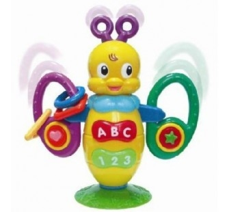 Edukačná hračka Včielka BIBI Smile Play