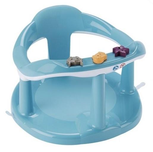 Thermobaby sedátko do vane Aquababy - modré