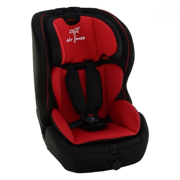 Euro Baby Autosedačka ZSX ISOFIX 9-36kg - červená