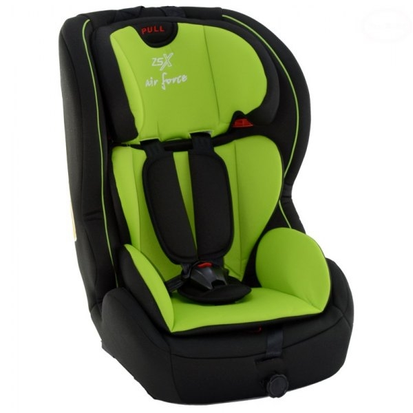 Euro Baby Autosedačka ZSX ISOFIX 9-36kg - zelená