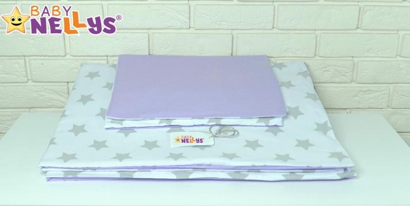 Vankúšikový mantinel s obliečkami Baby Nellys - č. Blo5
