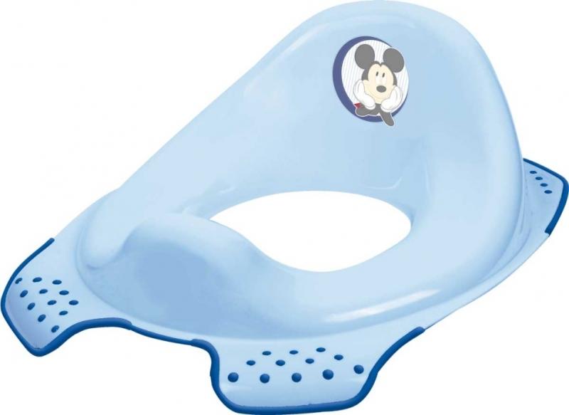 Adaptér - tréningové sedádko na toaletu Mickey Mouse