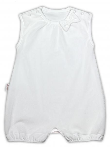 Sukničkobody NICOL PRIATELIA s mašličkou - BIO bavlna - na ramienka - smotanové