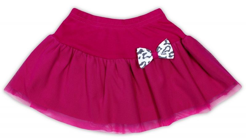 Tutu suknička NICOL GEPARDÍK - ružová-104