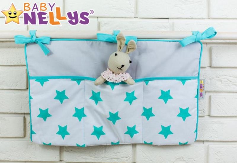 Vreckár nielen na hračky Baby Nellys ® - č. 03