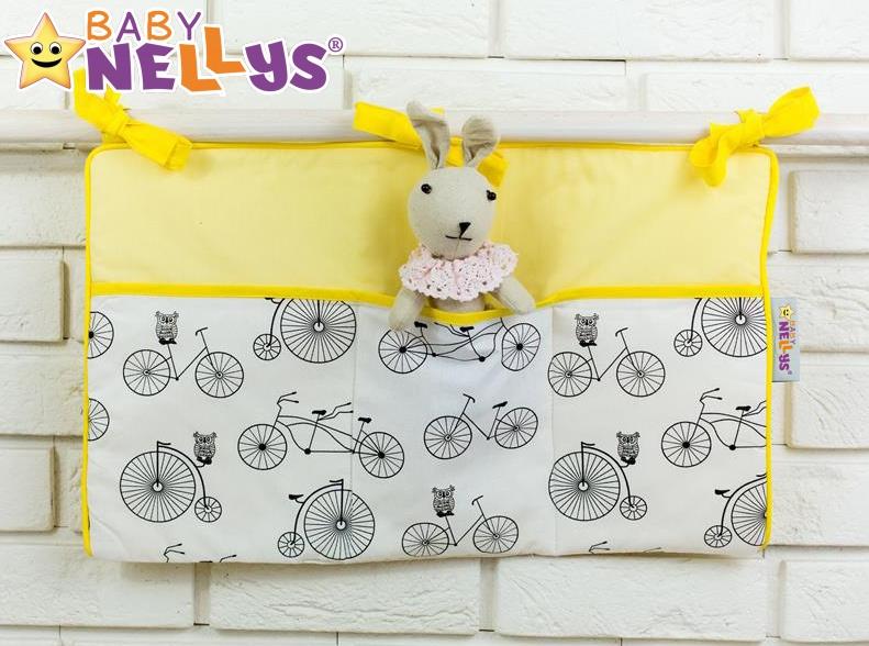 Vreckár nielen na hračky Baby Nellys ® - č. 06