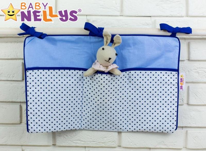 Vreckár nielen na hračky Baby Nellys ® - č. 17