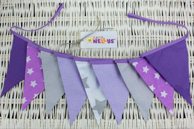 Ozdobná girlanda Baby Nellys ® č. 05