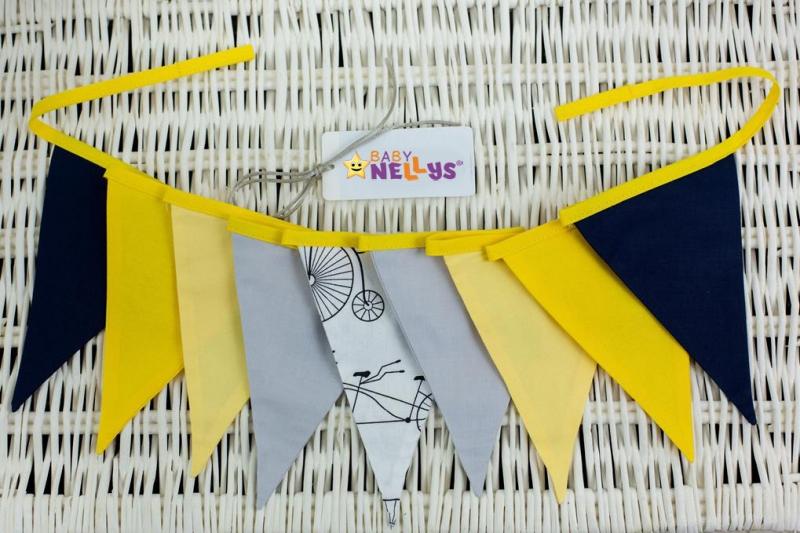 Ozdobná girlanda Baby Nellys ® č. 06
