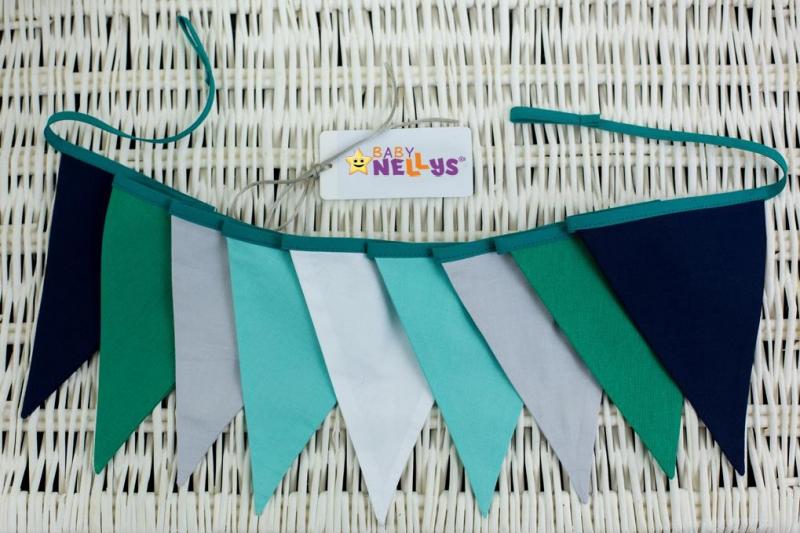 Ozdobná girlanda Baby Nellys ® č. 07