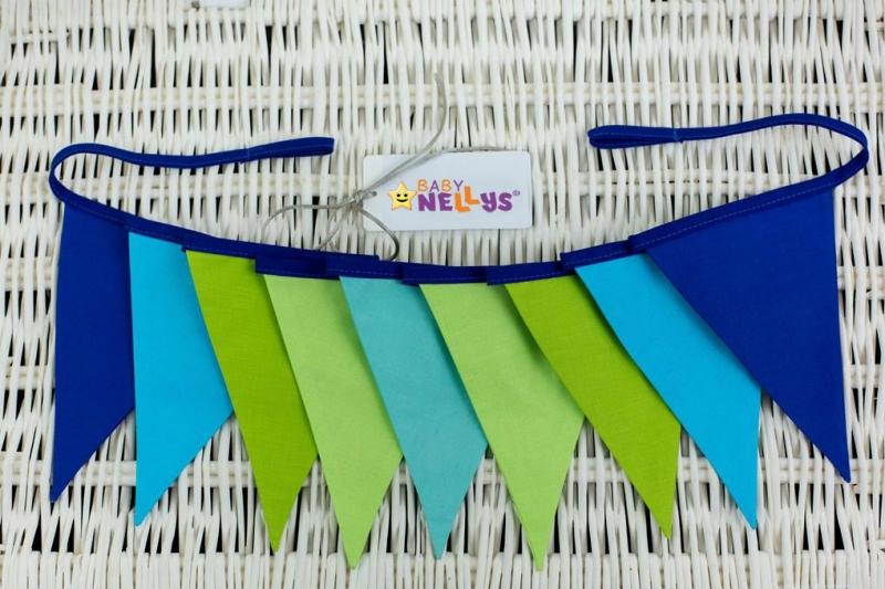 Ozdobná girlanda Baby Nellys ® č. 09