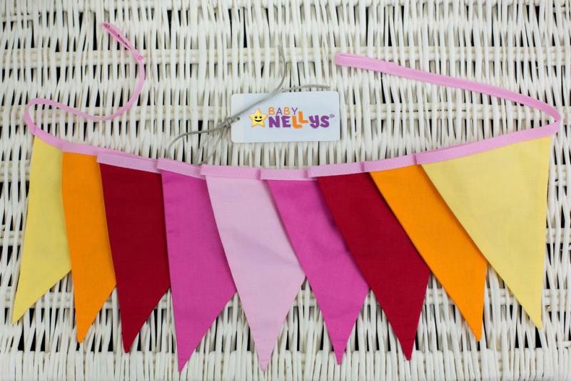 Ozdobná girlanda Baby Nellys ® č. 10
