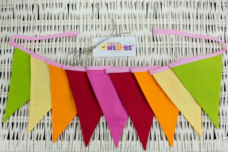 Ozdobná girlanda Baby Nellys ® č. 11