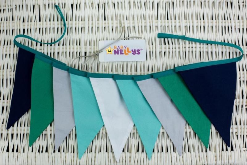Ozdobná girlanda Baby Nellys ® č. 14