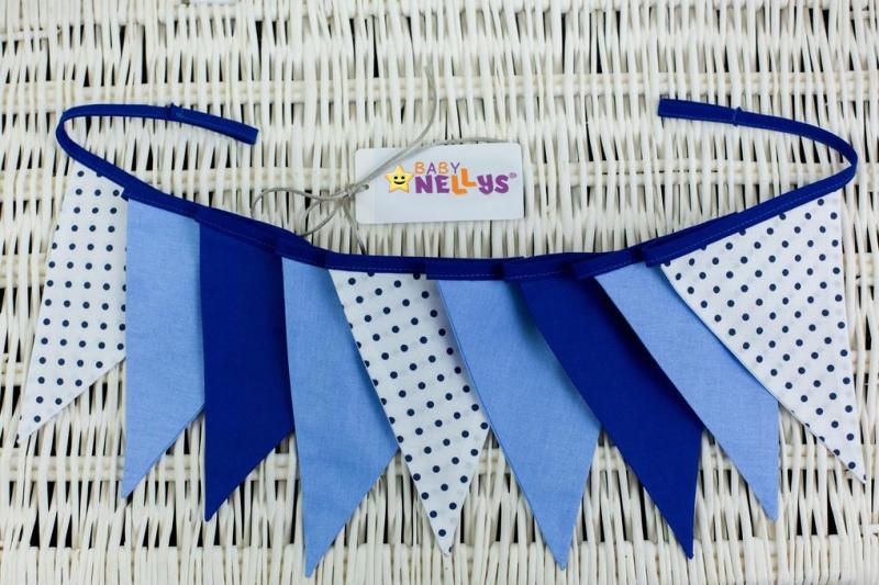 Ozdobná girlanda Baby Nellys ® č. 17
