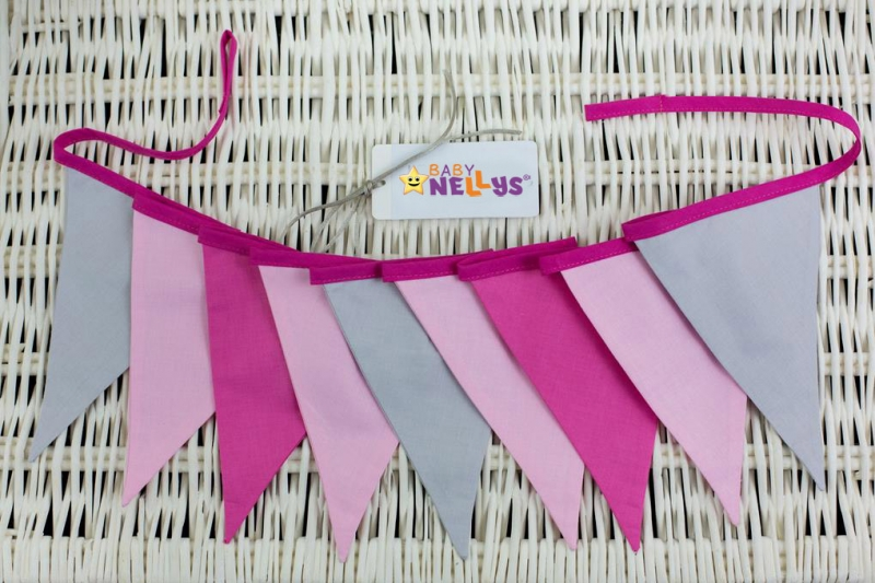 Ozdobná girlanda Baby Nellys ® č. 20