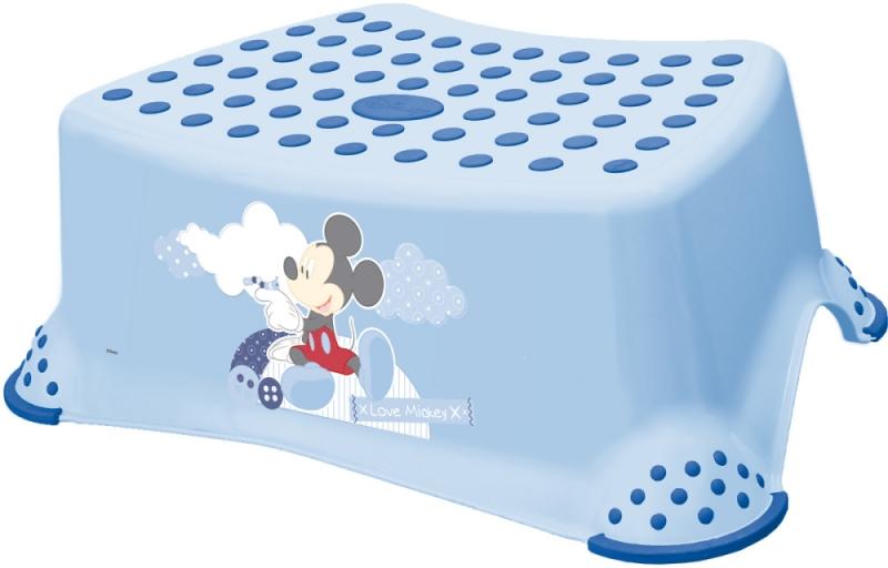 Keeeper Stolička s protišmykovou funkciou - Mickey Mouse