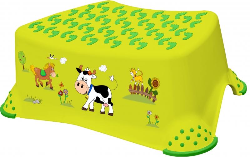 Keeeper Stolička s protišmykovou funkciou - Funny Farm