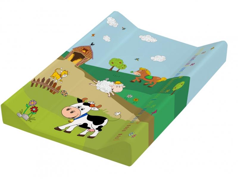 Keeeper Prebaľovacia podložka Funny Farm