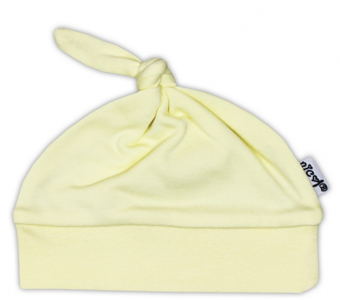 Čiapočka NICOL - žltá, veľ 56
