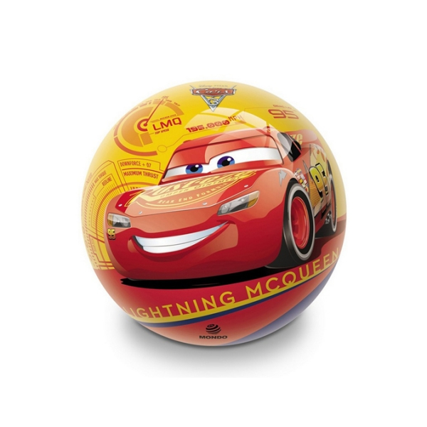 Rappa Lopta Cars 14 cm