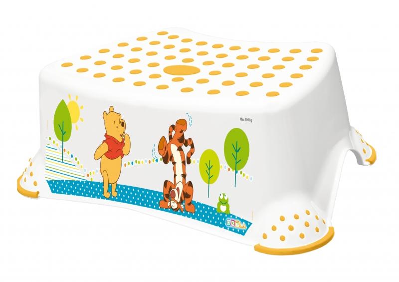 Stolička s protišmykovou funkciou - Medvíek PU