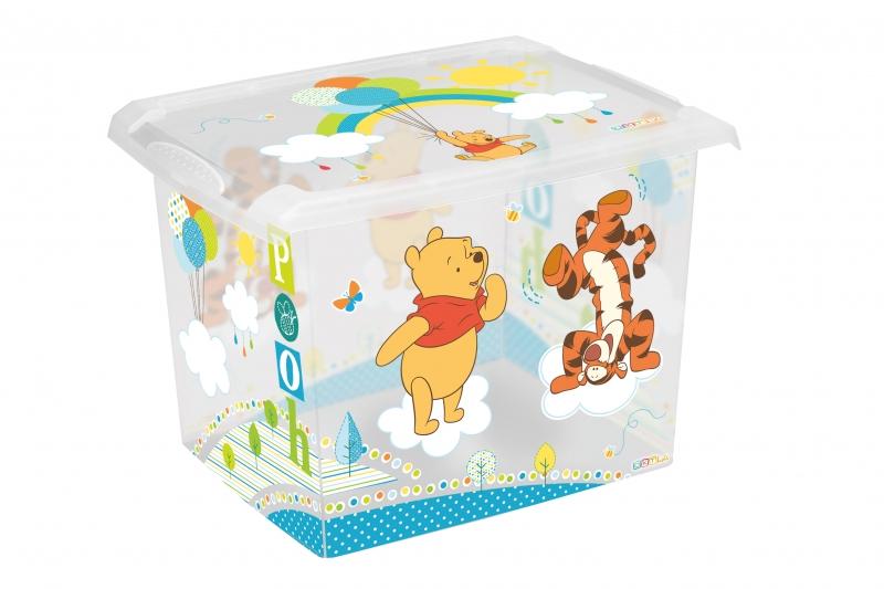 Keeeper Box dekoratívny Macko PU 20,5 l