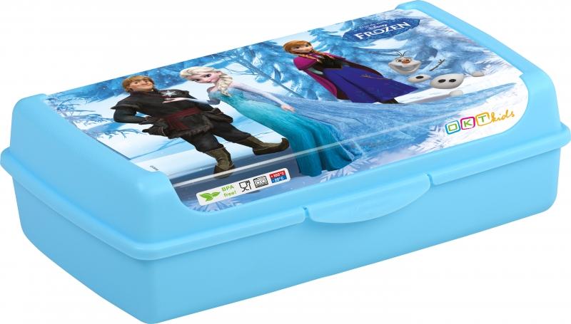 Box na desiatu Frozen 3,7 l