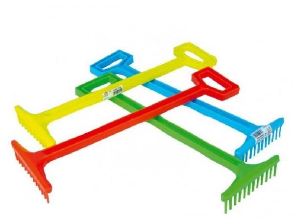Teddies Hrable plast 43,5cm 4 farby náradia
