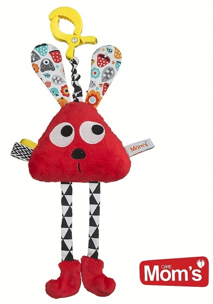 Edukačná hračka Hencz DLOUHONOŽKA - červená