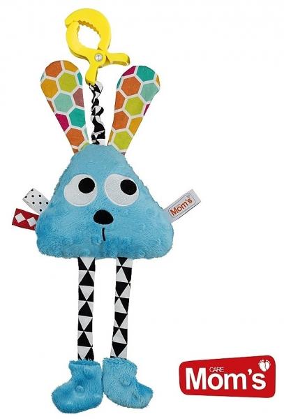 Hencz Toys Edukačná hračka Hencz DLOUHONOŽKA - modrá
