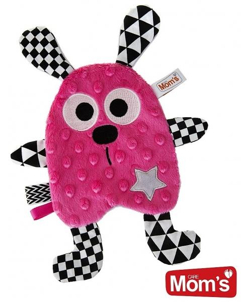 Hencz Toys Edukačná hračka Hencz škriatok - MINKY - ružová